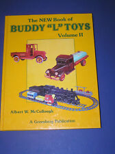"""THE NEW BOOK OF  BUDDY """"L"""" TOYS VOLUME 2"""