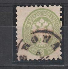 FRANCOBOLLI 1864 LOMBARDO VENETO 3 SOLDI C/9985