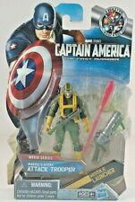 Captain America The First Avenger movie series Hydra Attack Trooper 15 variant