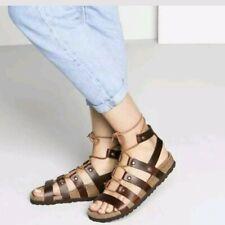 NEW Papillio by Birkenstock Cleo Gladiator Sandal Women Size (37 EUR)  $150