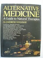 Alternative Medicine: Guide to Natural Therap... by Stanway, Dr. Andrew Hardback