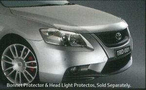 Genuine Toyota Aurion GSV40 Headlight Covers Oct 2006 - Aug 2009 PZQ14-33070