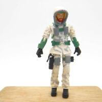 "GI Joe SNOW JOB Action Figure Rise of Cobra ROC Rockslide ATAV 3.75"" 2009 ARAH"