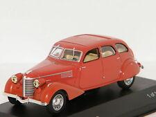 BERLIET 11CV DAUPHINE 1939 ROUGE WHITE BOX 1/43 Ref WHT100