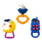 Babyrasseln Lernspielzeug 0 12 Monate Musik Handshake Bell Rasseln