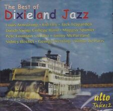 [BRAND NEW] CD: THE BEST OF DIXIELAND JAZZ