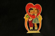 Vintage Art Deco Darling Couple With Tears 1920S Germany