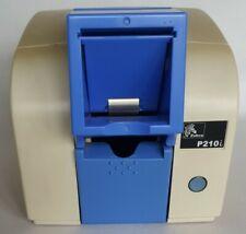 Zebra Card Printer Solutions P210I ID Card Thermal Printer