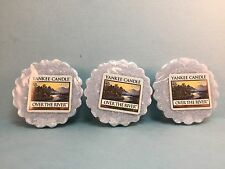 3- Yankee Candle OVER THE RIVER TARTS WAX MELTS