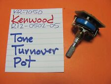 KENWOOD R12-0502-05 TONE TURNOVER POT KR-7050 STEREO RECEIVER