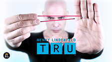 TRU by Menny Lindenfeld Magic Trick Rubber Band Close Up Street Parlor Touch T11