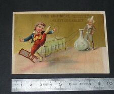 CHROMO 1880-1890 CHICOREE FINE CUISINIERE DELATTRE-CARTIER LILLE