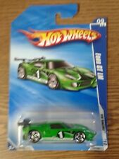 Hot Wheels '10 HW Racing Ford GT LM  Green  9/10   157/240
