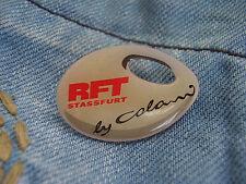 Pin Pins RFT Strassfurt by Colani Fernseher Sondermodelle Sonderauflage