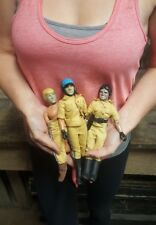 Vintage 70's TV Show Chips Action figure Lot w/ Clothes, Accessories