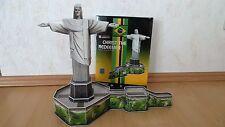 Cubic Fun - 3d Puzzle Christusstatue Rio De Janeiro Brasilien Mittel