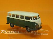 "1:87 OVP Brekina 931011 VW T1a /""Gläserner Zug/"" DB blau Sondermodell lim.200 Stk"