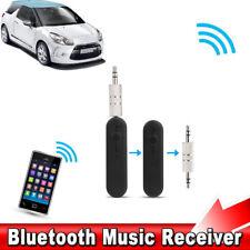 Wireless Bluetooth 4.1 Car Kit Ricevitore audio AUX Presa mani libera da 3,5 mm.