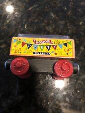 Thomas & Friends Wooden Sodor Party Confetti Car
