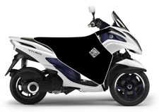 TUCANO URBANO TERMOSCUD - R172 - LEG COVER FOR YAMAHA TRICITY MOPED/SCOOTER