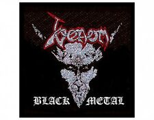 VENOM black metal 2004 - WOVEN SEW ON PATCH official merchandise