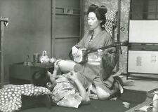 SEXY EIKO MATSUDA TATSUYA FUJI EMPIRE OF THE SENSES 1976 OSHIMA VINTAGE PHOTO #3