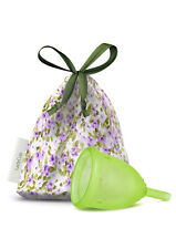 LadyCup Green Size S(mall) - menstrual cup -008