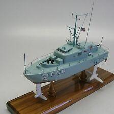 Hydrofoil PGH-2 Tucumcari Boeing Wood Model Free Shipping