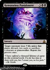 REMORSELESS PUNISHMENT Oath of the Gatewatch Magic MTG cards (GH)