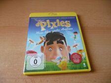 Blu Ray Pixies - Kleine Elfen, großes Abenteuer- 2016