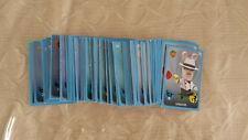 98 Stickers PANINI FAMILY LAPINS CRETINS (de 1 à 34) (avec doubles)