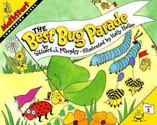 The Best Bug Parade (MathStart 1) by Murphy, Stuart J. | Paperback Book | 978006