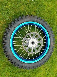 TM85 Rear wheel