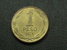 CHILE   1  peso    1979