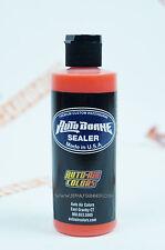 Createx Auto-Air Colors AutoBorne Paint Sealer 6005 4oz Orange Waterborne
