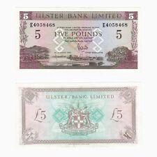 Irlanda - 1992 Ulster Bank Limited £ 5 nota-BYB ref: ni.81b - unc.