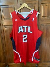 RARE Joe Johnson Hawks Alternate Swingman Jersey, Men's XL, 2008-2012