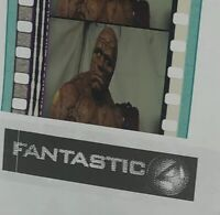 """FANTASTIC FOUR (2005) Movie Authentic Film 5-Cells Strip BEN GRIMM """"THE THING"""""""