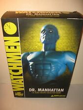DC Direct: Watchmen - Dr. Manhattan 1:6 Scale Deluxe Collector Figure!