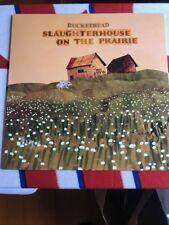 bUcKeTHeAd Slaughterhouse On The Prairie LP Vinyl Record 🐓🎸🐓🎸🐓