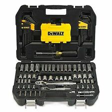 DEWALT Mechanics Tools Kit and Socket Set, 108-Piece DWMT73801