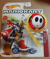 2020 Hot Wheels Mario Kart Shy Guy B-Dasher VHTF Toy of The Year 2020 Winner