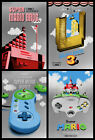 SUPER MARIO: POWER-UP PLATFORMS (FOIL VARIANT) Set by Lyndon Willoughby BNG #/80