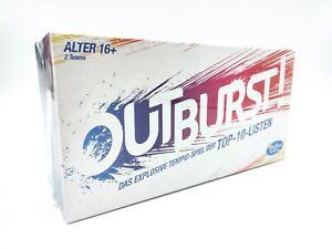 OUTBURST ! | Das Explosive Tempo-Spiel der TOP 10 LISTEN | Hasbro | NEU & OVP