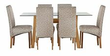 Argos Glass Dining Room Table & Chair Sets