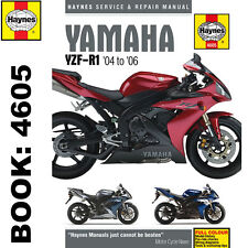 Yamaha YZF-R1 2004-2006 Haynes Workshop Manual