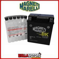 YTX7L-BS BATTERIA MAGNETI MARELLI 12V 6AH HONDA CMX250 C Rebel 250 2003- MOTX7L-