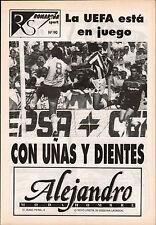 EC III 92/93 Real Zaragoza - Borussia Dortmund, 08.12.1992, Romareda Sport