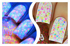 Polish Me Silly UV Blacklight Reactive Neon Glitter Nail Polish- Freckles