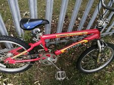 Raleigh Extreme VSX USA Model Old mid School BMX Bike Burner